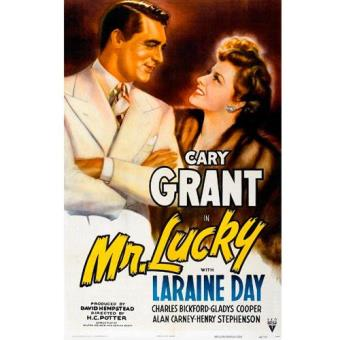 Mr Lucky (1943) - DVD