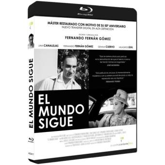 El mundo sigue - Blu-Ray