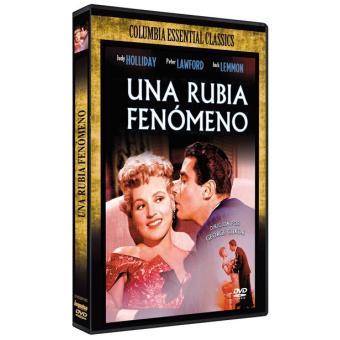 Una rubia fenómeno - DVD
