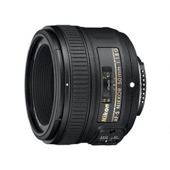 Objetivo Nikon AF-S 50mm f1.8G