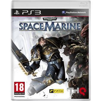 Warhammer 40K: Space Marine PS3