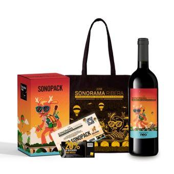 Sonopack Sonorama Ribera 2018