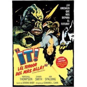 It! (¡El terror del más allá!) - DVD