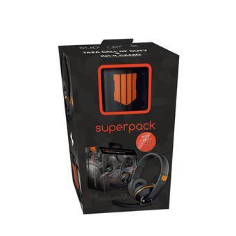 Headset gaming Gioteck X100 + Taza Black Ops 4 Kit