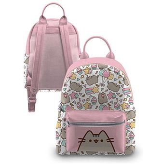 Mochila Marshmallow Pusheen the Cat Rosa
