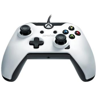 Mando PDP blanco Xbox One