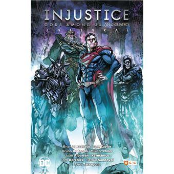 Injustice: Año cuatro (Integral)