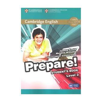 Prepare!: Student's Book 3