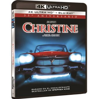 Christine - UHD + Blu-Ray
