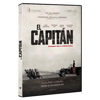 El capitán - DVD