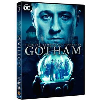 Gotham - Temporada 3 - DVD