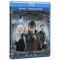 Animales fantásticos 2: Los crímenes de Grindelwald - Blu-Ray