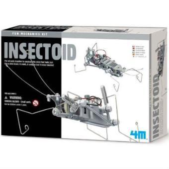 Crea y juega Insecto mecánico