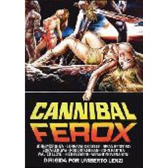 Cannibal Ferox - DVD