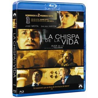 La chispa de la vida - Blu-Ray