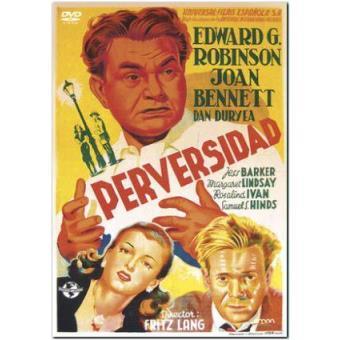 Perversidad - DVD