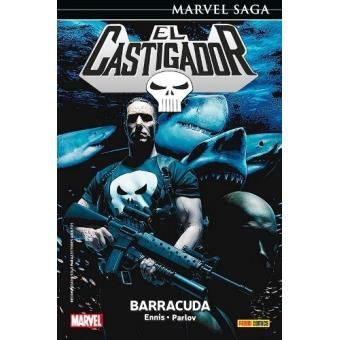 Marvel Saga 38. El Castigador 7 Barracuda