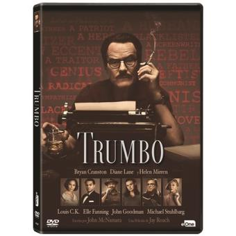 Trumbo. La lista negra de Hollywood - DVD