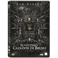 El último cazador de brujas - DVD