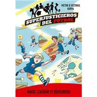 Superjusticieros del fútbol 10 - Magic Stadium - El videojuego