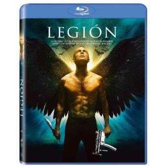 Legión - Blu-Ray