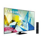 TV QLED 65'' Samsung QE65Q80T 4K UHD HDR Smart TV