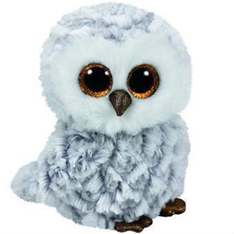 Peluche Beanie Boos Buho Owlette (15cm)