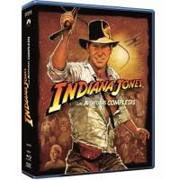 Pack Saga Indiana Jones - Blu-Ray