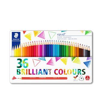 Pack de 36 lápices de colores Staedtler