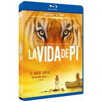 La vida de Pi - Blu-Ray + DVD