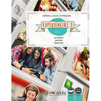 Experiencias 1 - A1 - Libro del alumno