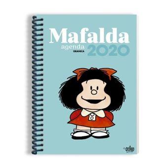 Agenda 2020 Mafalda anilla azul