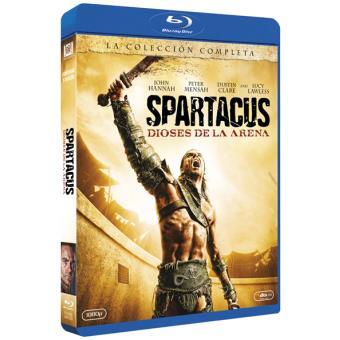 Pack Spartacus: Dioses de la arena - Blu-Ray