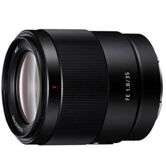 Objetivo Sony FE 35mm f/1.8