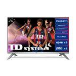 TV DLED 32'' TD Systems K32DLJ12HS HD Smart TV