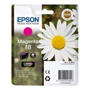 Epson 18 tinta magenta