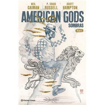 American Gods sombras 5 Grapa