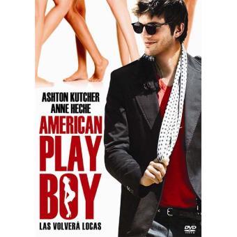 American Playboy - DVD