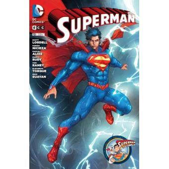 Superman 13. Nuevo Universo DC. Grapa