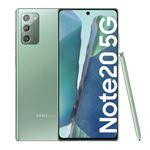 Samsung Galaxy Note 20 5G 6,7'' 256B Verde