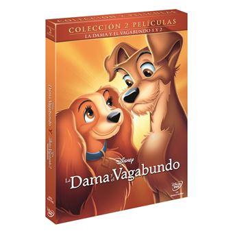 Pack La dama y el vagabundo 1 + 2 - DVD