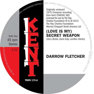 (Love Is My) Secret Weapon - Vinilo Single 7''