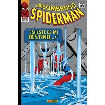 Marvel Gold. El Asombroso Spiderman 2. ¡Si éste es mi destino...!