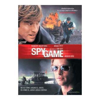 Spy Game - DVD