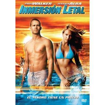 Inmersión letal - DVD