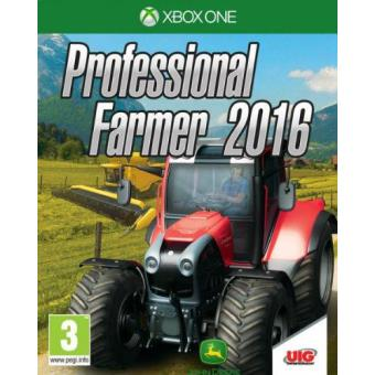 Farming 2017 The Simulation XBox One