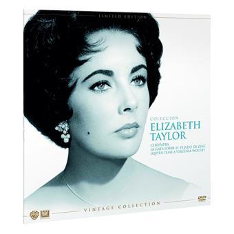 Pack Colección Elizabeth Taylor  Ed Limitada Vinilo - DVD