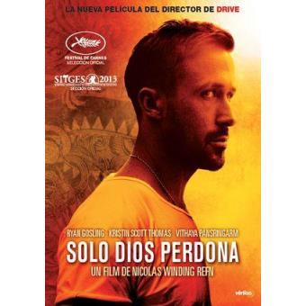 Sólo Dios perdona - DVD
