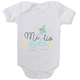 Mr Wonderful Body para bebé – Mi tío mola