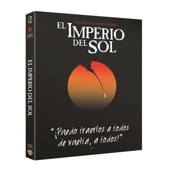 El Imperio del Sol - Ed Iconic - Blu-Ray